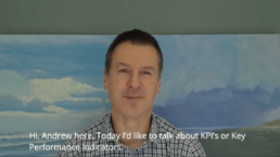 Andrew Ross, Business Advisor discusses KPIs